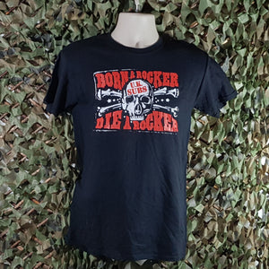 UK Subs - 'Born A Rocker' -  Men's T-shirt