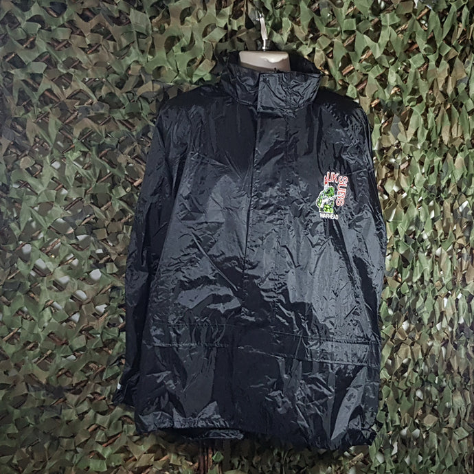 UK Subs - Warhead - Embroidered Rain Jacket