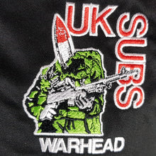 UK Subs - Warhead - Harrington Jacket