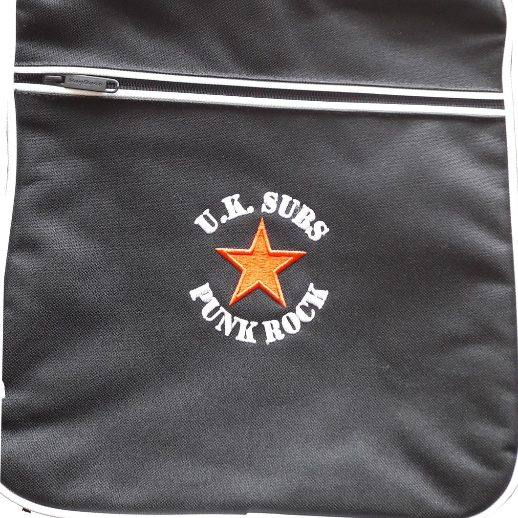 UK Subs Red Star Bag