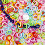 Pulley Rings for Making Pulley Toys 25pc
