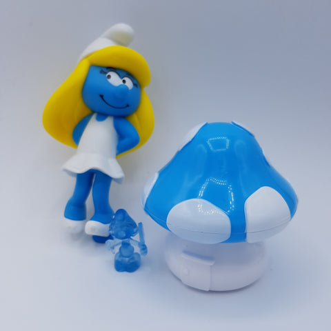 Smurfette Toy Set