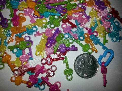 Charms Small Keys 150 count - Canadian Sugar Gliders