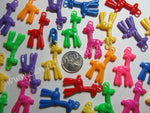 Charms Large Giraffe Solid 50 count - Canadian Sugar Gliders