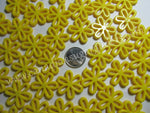 Charms Large Daisy Yellow 25 count - Canadian Sugar Gliders