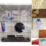 Sugar Glider Complete Starter Bundles INSTOCK- GREAT SAVINGS- CONTACT FOR ORDER PICK UP/DELIVERY ONLY - Canadian Sugar Gliders
