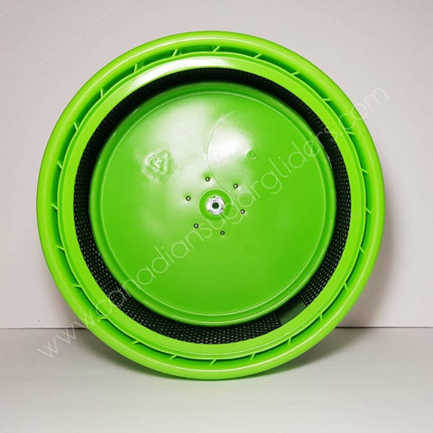 Fast Track Wheel Titan - Lime Green - Canadian Sugar Gliders