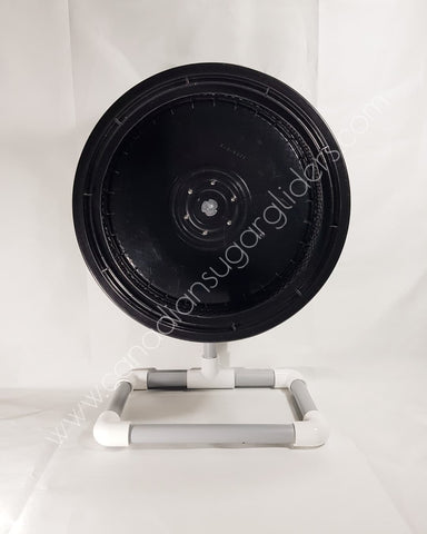 Fast Track Wheel Apollo - Black *BACK IN STOCK MID MARCH* - Canadian Sugar Gliders