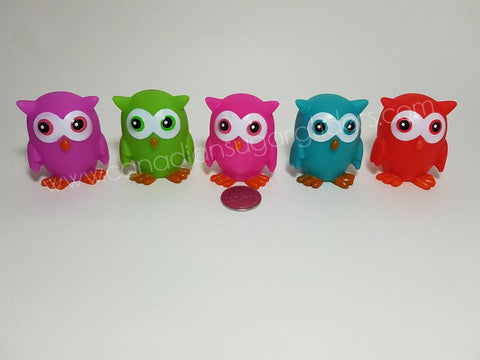 "Animal Characters Owls 2"" - Canadian Sugar Gliders"