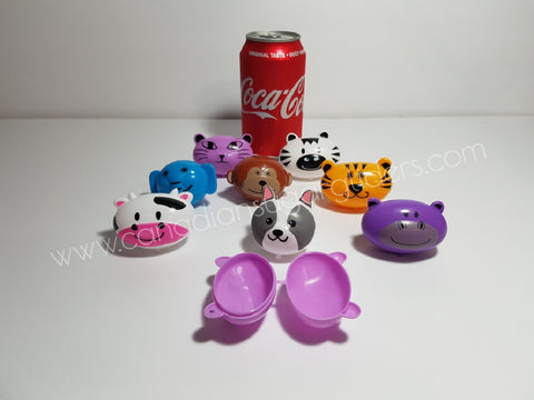 Animal Characters Hollow Plastic Treat Boxes - Canadian Sugar Gliders