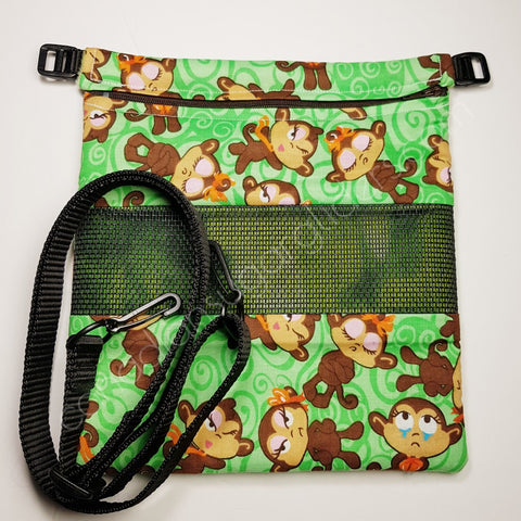 Zipper Window Bonding Bag - Canadian Sugar Gliders