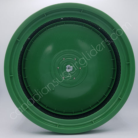 Fast Track Wheel Apollo - Jungle Green- On Order-Waiting For Supplier- - Canadian Sugar Gliders
