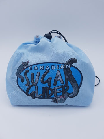 Drawstring Bonding Bag - Canadian Sugar Gliders