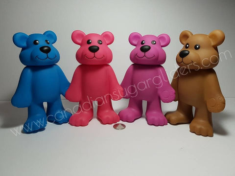 "Xtra Large Bear Characters 7"" - Canadian Sugar Gliders"