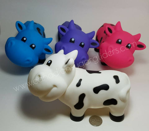 "Xtra Large Cow Characters 8"" - Canadian Sugar Gliders"