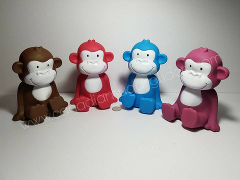 "Xtra Large Monkey Characters 6.5"" - Canadian Sugar Gliders"