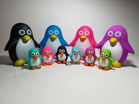 "Xtra Large Penguin Characters 6"" - Canadian Sugar Gliders"