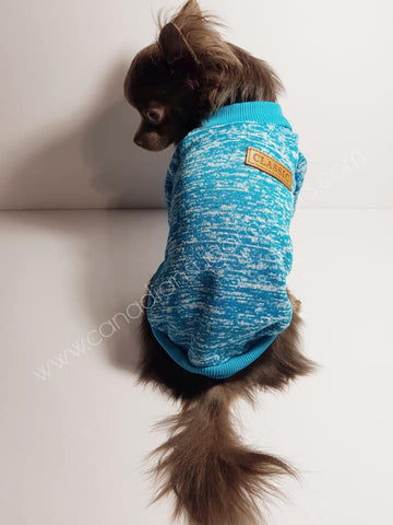 Dog Clothes Classic Sweater - Canadian Sugar Gliders