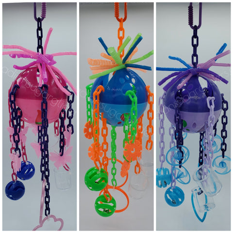 Ball Pulley Toy Variety of Colors - Canadian Sugar Gliders
