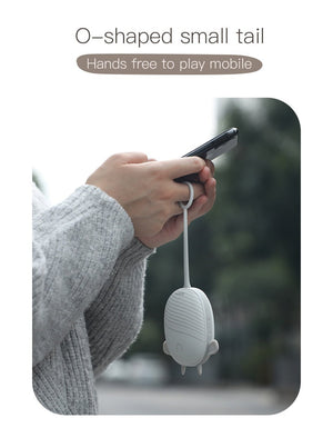 Ardour Rechargeable Portable Hand Warmer with Light