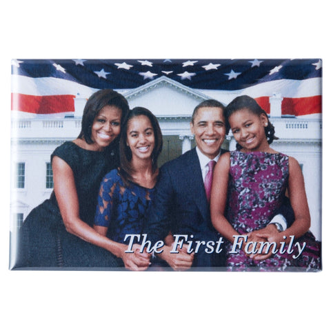 The First Family Magnet