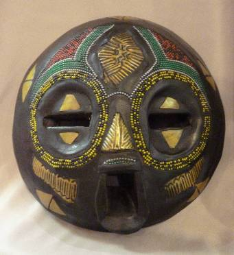 Royal Bacuta Mask