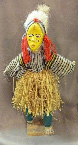 Large Dan Mask Doll