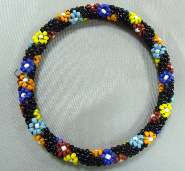 Kenyan Beaded Bracelet