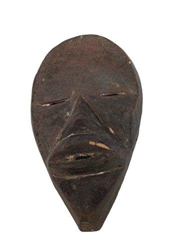 "Antique And Unique Dan ""Dangere"" Mask from Ivory Coast"