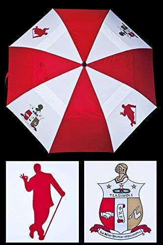 Kappa Alpha PsiNew Fraternity 30'' Wind Resistant Auto Open Umbrella