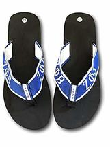 Zeta Phi Beta Sorority Ladies Thong-Style Flip Flop Sandals (8)