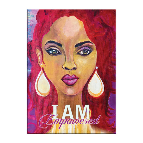"""I Am Empowered"" Magnet by Gbaby"