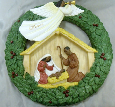 Nativity Wreath