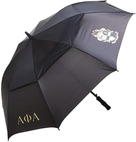 Alpha Phi Alpha Fraternity Classic Air Vent Umbrella