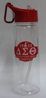 Delta Sigma Theta Sorority 24oz. Water Bottle