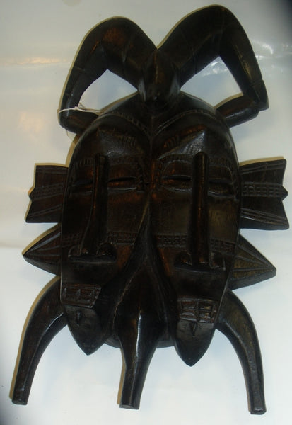GREAT SENUFO iVORY COAST MASK