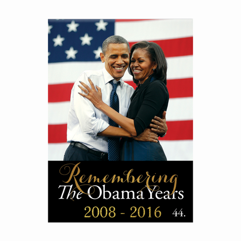 Remembering the Obama Years Magnet