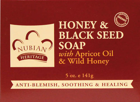 Honey & Black Seed Soap