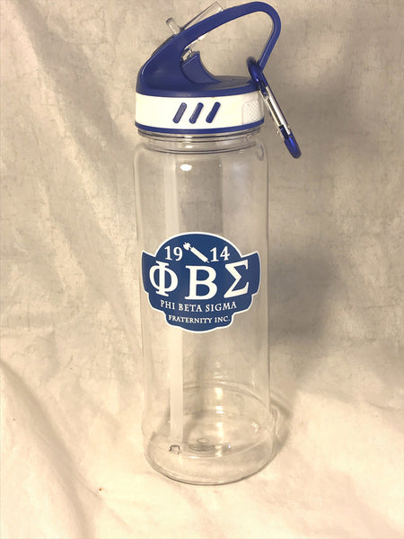 Phi Beta Sigma Water Bottle
