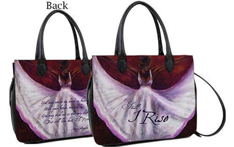 Still I Rise Bible Bag