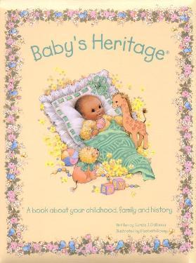 Baby's Heritage Record Book