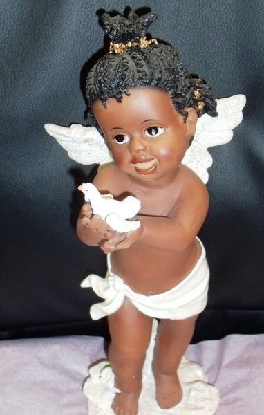 Black Baby Angel