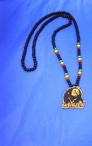 BOB MARLEY NECKLACE