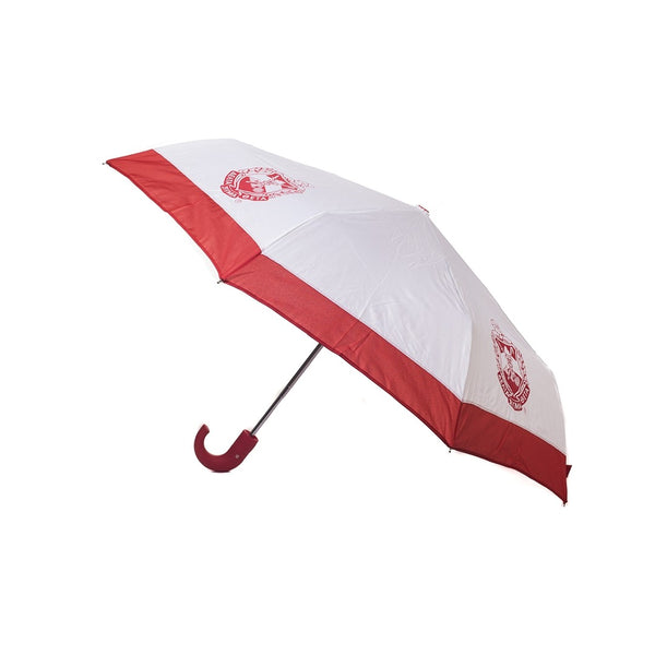 Delta Sigma Theta Sorority Large Hurricane Umbrella