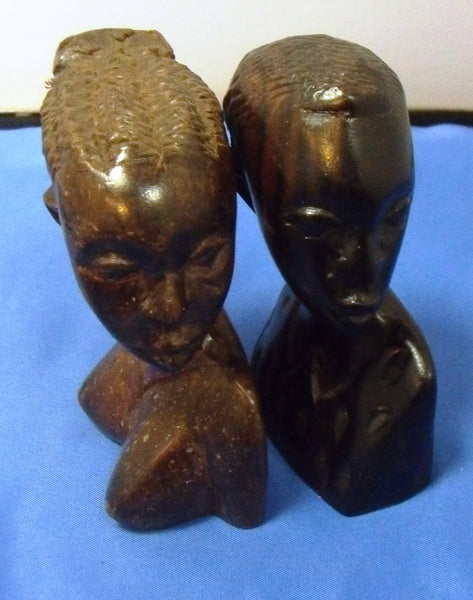 EBONY WOOD COUPLE