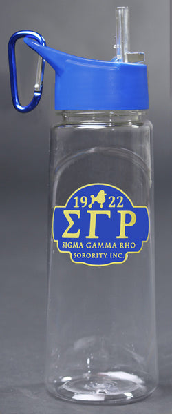 Sigma Gamma Rho 24oz. Water Bottle