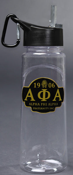 Alpha Phi Alpha 24oz. Water Bottle