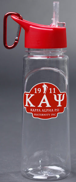 Kappa Alpha Psi Fraternit 24oz. Water Bottle