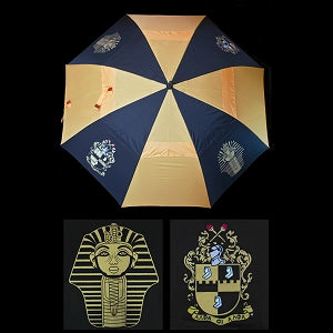 Alpha Phi Alpha New Fraternity 30'' Wind Resistant Auto Open Umbrella