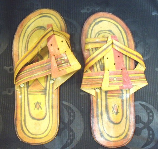 Leather African Sandal